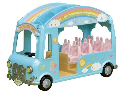 Image 2 of Sunshine Nursery Bus - Sylvanian Families (£22.99)
