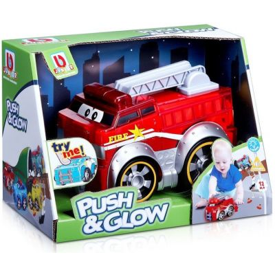 Push N Glow Fire Engine (£14.99)