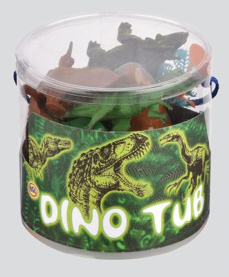 Dino Tub Play Set (£2.99)
