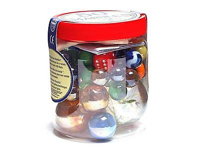 Image 2 of Tub Of 50 Marbles (£7.99)