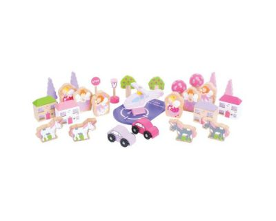 Image 2 of Fairy Accessory Expansion Pack - Bigjigs Toys Was £19.99 (£17.99)