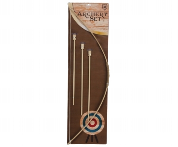 Wooden Archery Set (£12.99)