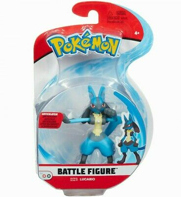 Pokemon Lucario Figure (£7.99)