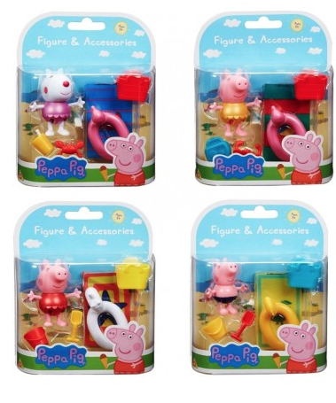 Image 2 of Peppa Pig Beach Figure - Mummy  (£5.99)