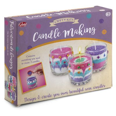 Candle Making Set (£11.99)