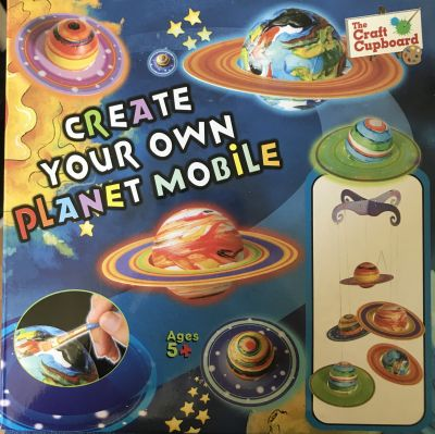 Create Your Own Planet Mobile (£5.75)