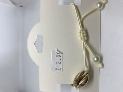 Image 4 of Gold Cowrie Bracelet  (£3.99)