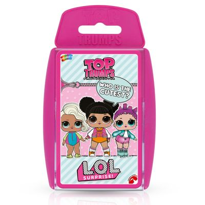 LOL Top Trumps (£5.99)