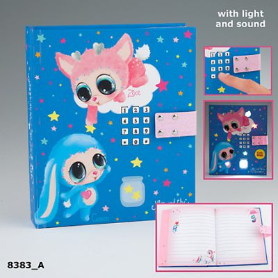 Ylvi the Miminoomis Diary With Code Sound And Light 1799
