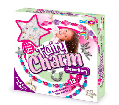 Fairy Charm Jewellery Set (£10.99)