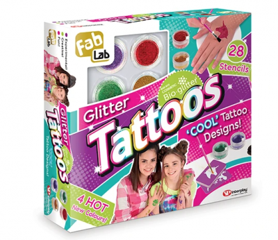 Image 1 of Glitter Tattoos  (£12.99)