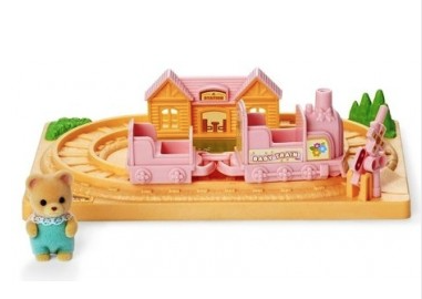 Image 2 of Baby Choo-Choo Train  - Sylvanian Families  (£14.99)