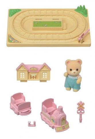 Image 3 of Baby Choo-Choo Train  - Sylvanian Families  (£14.99)