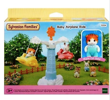 Baby Airplane Ride - Sylvanian Families (£14.99)