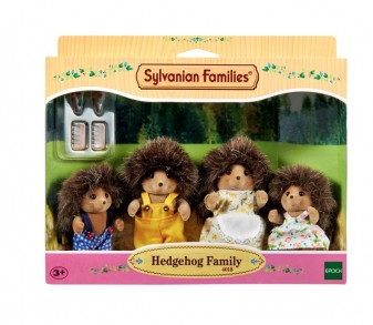 Image 1 of Hedgehog Family - Sylvanian Families  (£17.99)