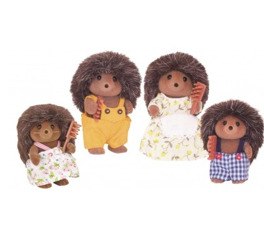 Image 2 of Hedgehog Family - Sylvanian Families  (£17.99)