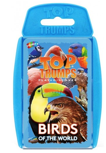 Top Trumps Birds Of The World (£5.99)