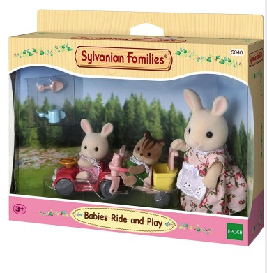 Sylvanian Families Ride and Play (£18.99)