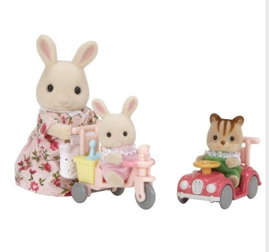 Image 2 of Sylvanian Families Ride and Play  (£18.99)
