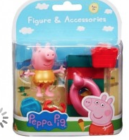 Peppa Pig Beach Figure - Mummy (£5.99)