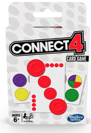 CONNECT 4: CLASSIC CARD GAME (£6.99)