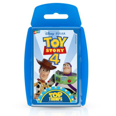 Toy Story Top Trumps (£5.99)
