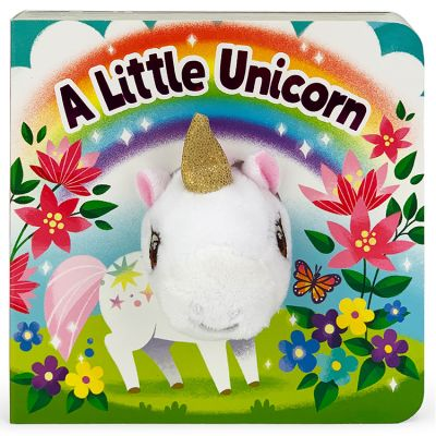 A Little Unicorn Puppet Book (£4.99)