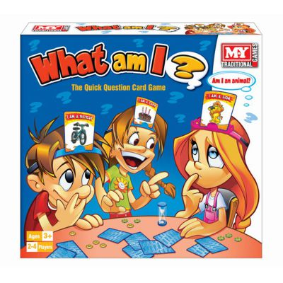 What am I ? (£7.99)