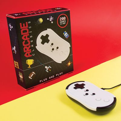 Image 1 of Arcade Classic Plug & Play rrp £19.99 (£14.99)