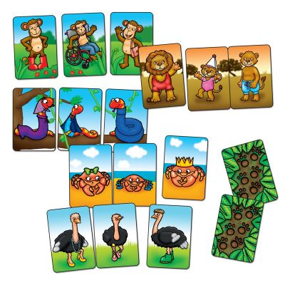 Image 2 of Animal Families - Mini Orchard Game  (£4.99)