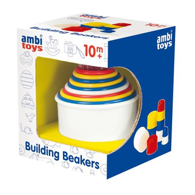 Building Beakers - Ambi Toys (£6.99)