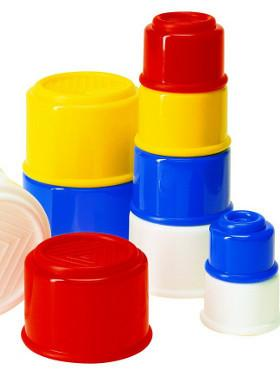 Image 2 of Building Beakers - Ambi Toys  (£6.99)