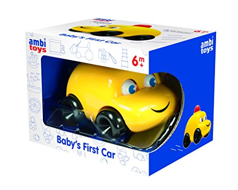 Baby's First Car - Ambi Toys (£11.99)