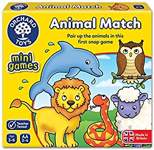 Image 1 of Animal Match Mini Orchard game  (£4.99)