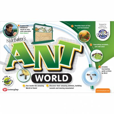 Ant World - Interplay was £15.99 (£12.99)