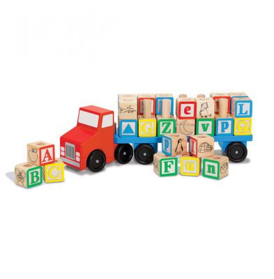 Image 3 of Alphabet Truck Melissa and Doug (£18.99)