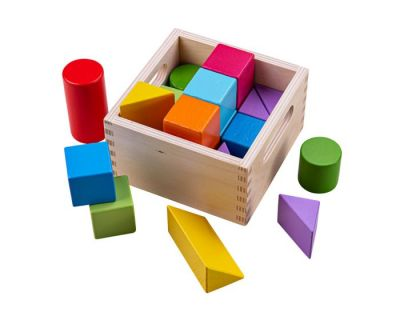 Building Blocks - Bigjigs (£15.99)