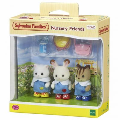 Image 1 of Sylvanian Families 5262 Nursery Friends  (£12.99)