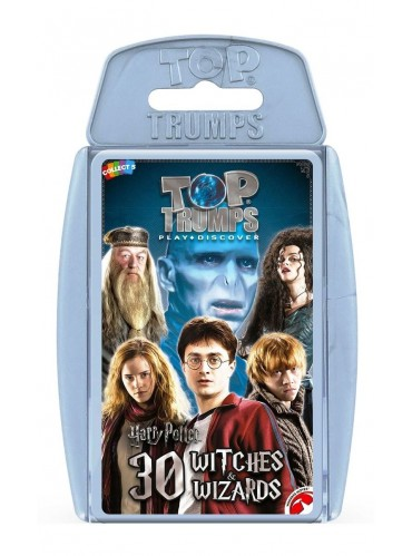 Top Trumps Harry Potter Witches and Wizards (£5.99)