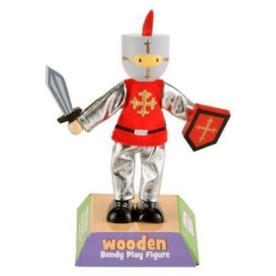 Fiesta Crafts Red Knight Play Figure was £4.99 now £1.99 (£1.99)