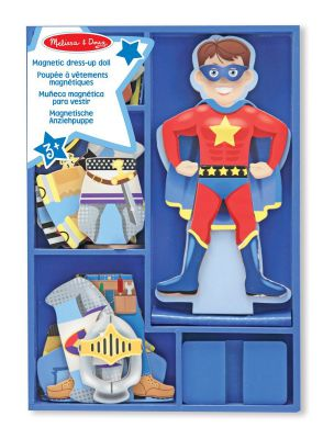 Billy Magnetic Dress Up - Melissa and Doug (£12.99)
