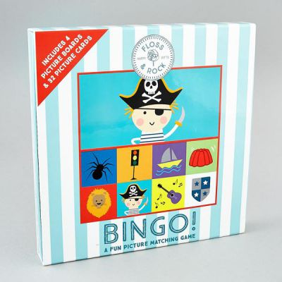 Pirate Bingo - Floss and Rock (£10.99)