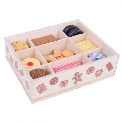 Box of Biscuits - Bigjigs (£15.99)