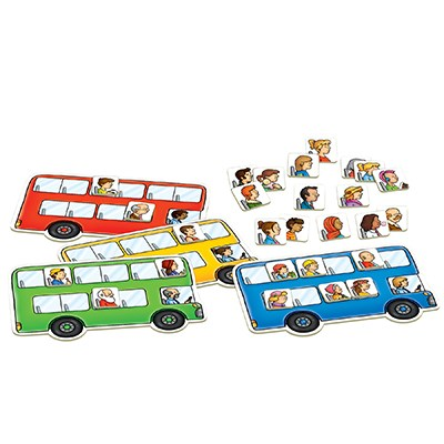 Image 4 of Bus Stop Board Game  (£10.99)
