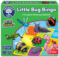 Little Bug Bingo Mini Orchard Game (£4.99)