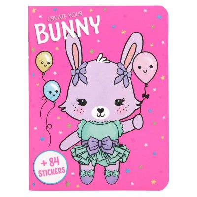 Image 1 of Create Your Bunny - Depesche (£2.75)