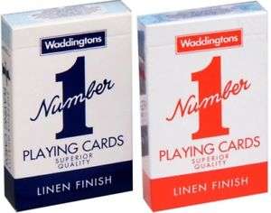 Playing Cards (£2.50)