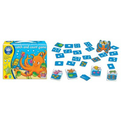 Image 2 of Catch And Count Game - Orchard Toys Game (£8.99)