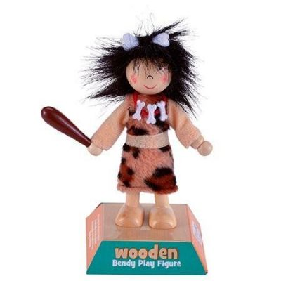 Fiesta Crafts Cavewoman Play Figure was £4.99 now £1.99 (£1.99)