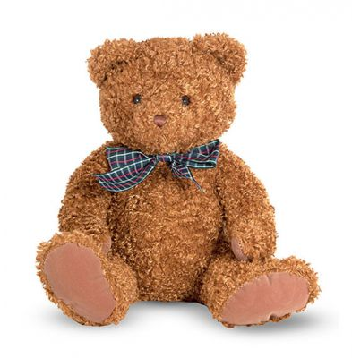 Little Chestnut Teddy Bear - Melissa and Doug (£10.99)